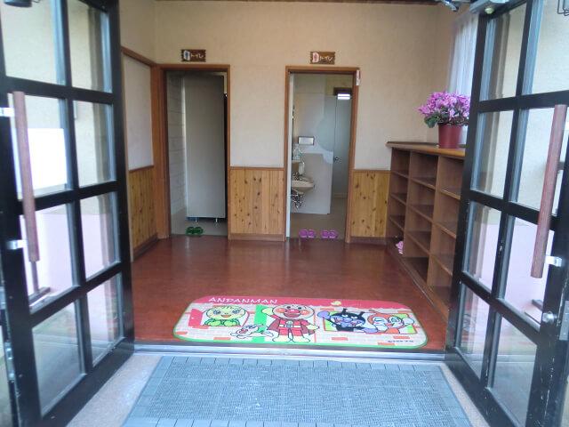 2階玄関の写真