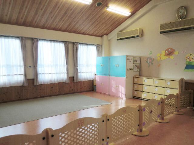 ひまわり組(一時預かりルーム)の写真